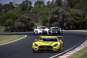 Marciello says overseas teams 'treated differently' by Bathurst stewards