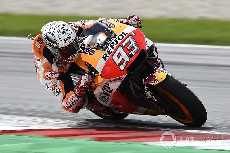 Austria MotoGP: Marquez dominates FP3, Pedrosa into Q1