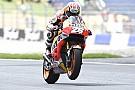 MotoGP Pedrosa dice que Honda debe mejorar el agarre atrás