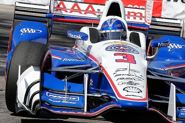 IndyCar IndyCar, Лонг-Біч: Кастроневес виборов поул
