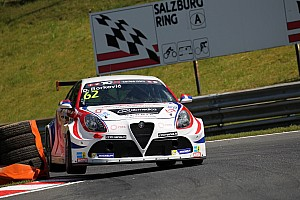 TCR Race report Borković and Colciago shares the honours in Austria