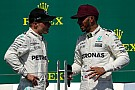 Bottas has earned long-term Mercedes stay - Hamilton