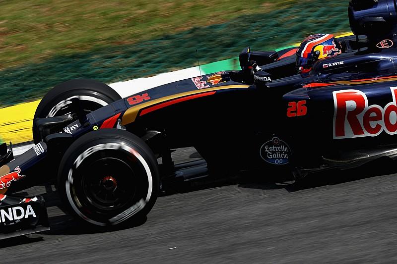 Toro Rosso in sponsor talks to rebrand Renault engines