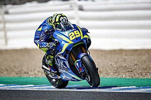 MotoGP Últimas notícias Suzuki reconhece má fase, mas apoia Iannone em adaptação