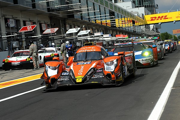 G-Drive stripped of LMP2 pole at Nurburgring