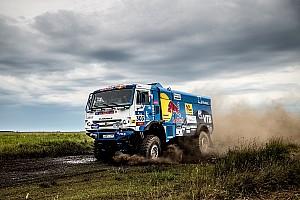 Ралли-рейды Отчет о гонке Депре и Сотников победили на «Шелковом пути»