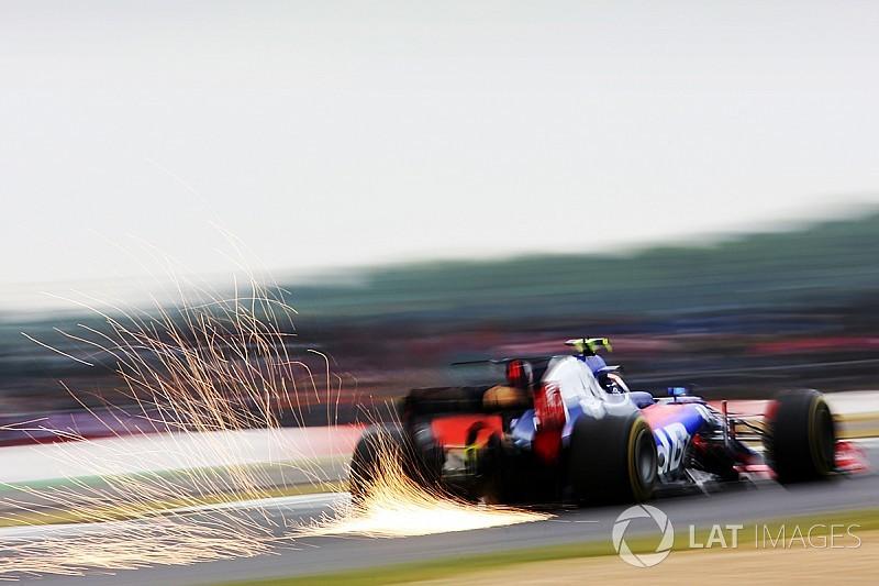 Пілоти Ф1 зустрінуть новий DRS-виклик на Гран Прі Британії