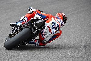 MotoGP Trainingsbericht MotoGP 2017 in Brno: Dovizioso am Freitag vorn, Lorenzo mit Neuerung