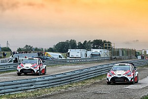 WRC 速報ニュース 【WRC】4番手のラトバラ「フィーリング好調。明日以降の走行が楽しみ」