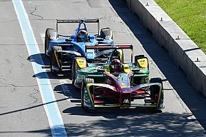 Formel E News Formel-E-Kollegen: Ausraster von Sebastien Buemi