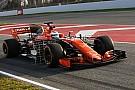 F1 McLaren admite que les sorprendió el fallo del motor Honda