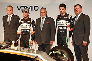 F1 Noticias de última hora Force India aspira a entrar en el top 3