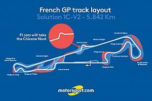 El GP de Francia tendrá una chicana en la recta Mistral de Paul Ricard
