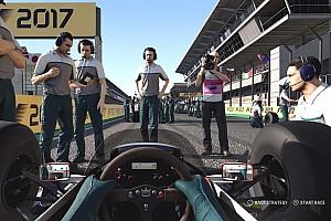F1 2017: ilyen a legendás McLarennel versenyezni a játékban