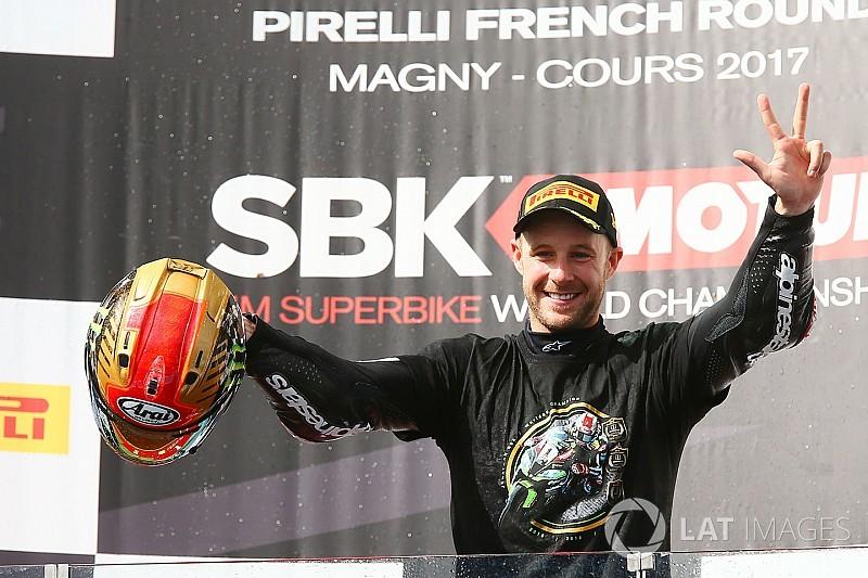 3. Superbike-WM-Titel in Folge für Jonathan Rea auf Kawasaki