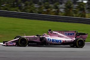Formel 1 News Jetzt auch in Kurven stark: Force India wittert Top-3-Luft in der F1