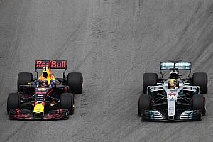 Formule 1 Réactions Mercedes