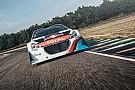 Hillclimb Loeb a repris le volant de la Peugeot 208 T16 Pikes Peak