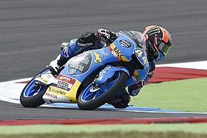 Moto3 Crónica de Carrera Canet se impone en una última vuelta caótica; Mir, 9º