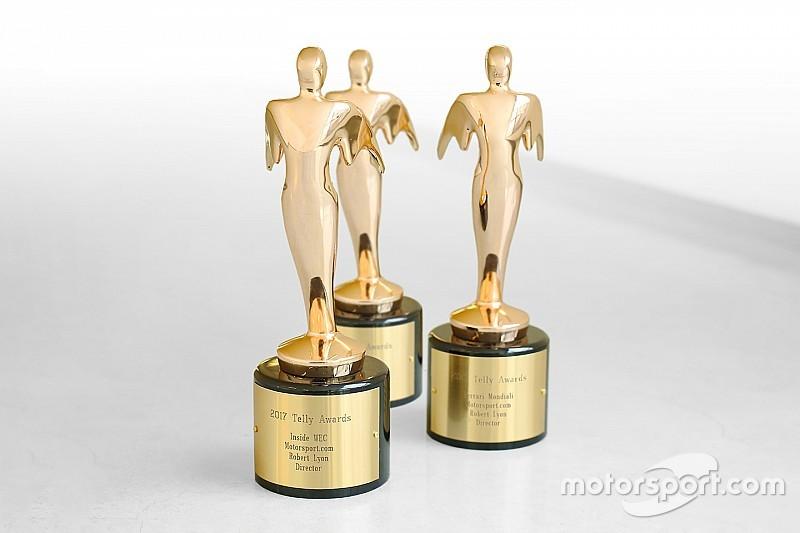Video produksi Motorsport.com raih penghargaan bergengsi