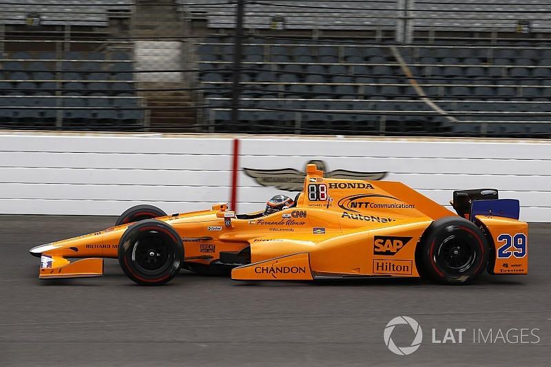 McLaren ne fait pas payer ses sponsors pour l'Indy 500