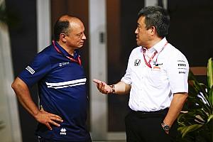 Отказ от Honda за час и планы на будущее: Вассер о работе в Sauber