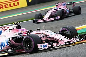 Formel 1 News Force India: Kollisionen in F1 2017 kosteten mehr Punkte als Korrelation