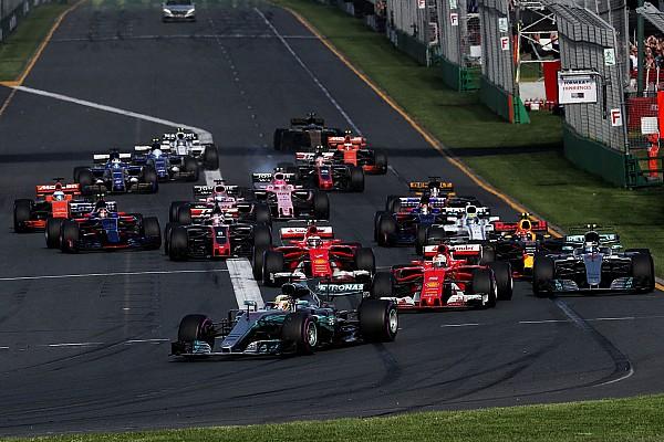 Formule 1 Le Grand Prix d'Australie avancé en 2018?