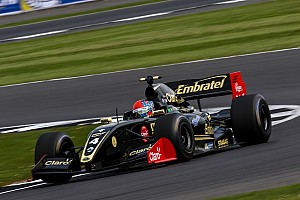 Formula V8 3.5 Race report Silverstone F3.5: Fittipaldi takes lights-to-flag win in Race 1