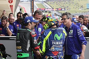 MotoGP Nieuws Rossi hekelt inhaalpoging Zarco: