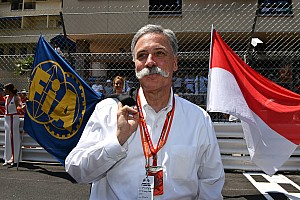 لومان أخبار عاجلة تشايس كاري رئيس الفورمولا واحد سيمنح شارة انطلاق سباق لومان 24 ساعة