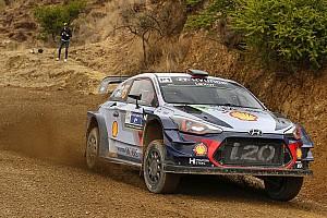 WRC Noticias de última hora Hyundai dice que lo del motor en México fue