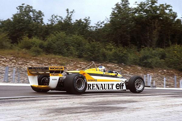 Overzicht: Alle F1-teams met Renault-motoren