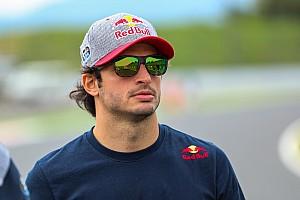 Formel 1 News Carlos Sainz: Wäre auch bei Toro Rosso glücklich gewesen