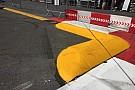 Formel 1 in Monaco: Neuer Randstein
