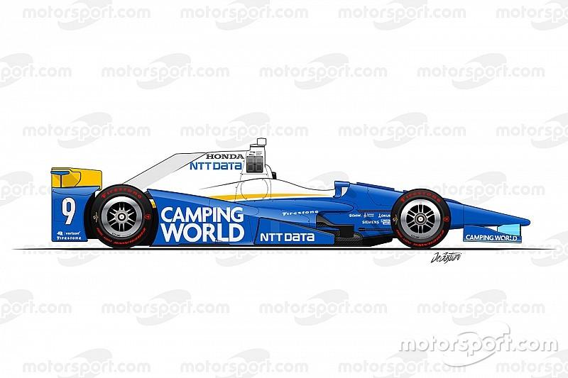 Diaporama - Les 33 voitures de l'Indy 500