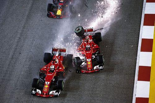Rétro 2017 - Le désastre Ferrari à Singapour