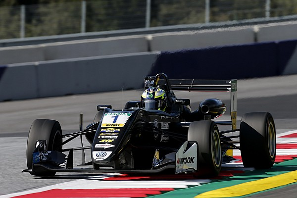 EUROF3 Eriksson vince Gara 2 al Red Bull Ring, ma Norris vede il titolo a un passo