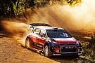 WRC ローブ、シトロエンとのグラベルテストを決行。「総合的に悪くない」