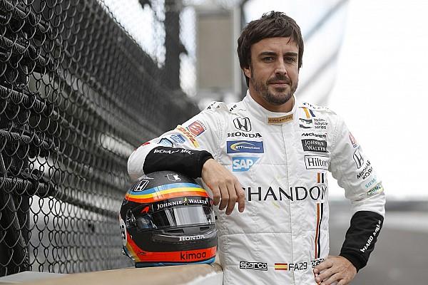 阿隆索完成Indy 500测试并受好评