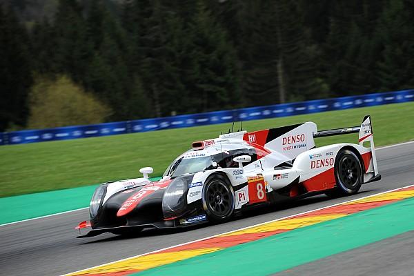 WEC Yarış raporu Spa WEC: Yakın geçen yarışta Toyota ilk iki sıranın sahibi oldu