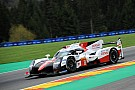 WEC Spa WEC: Yakın geçen yarışta Toyota ilk iki sıranın sahibi oldu