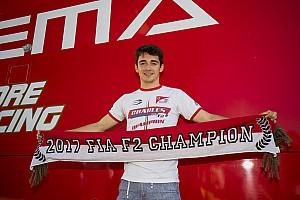 FIA F2 Artículo especial La columna de Leclerc: Como una confusión casi me cuesta el título de F2