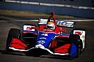IndyCar Mesmo abandonando, Leist celebra 1ª experiência na Indy