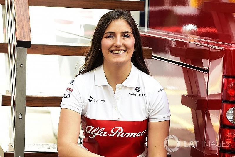 Calderón : Sauber veut voir des résultats en GP3