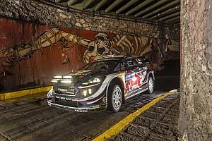WRC Новость Ожье лишили бонусных очков на Ралли Мексика