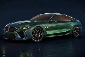 Auto Actualités Découvrez le BMW M8 Gran Coupé en vidéo