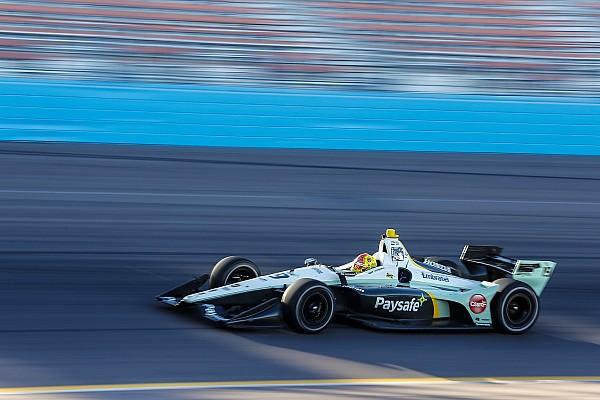 Fittipaldi está feliz de su adaptación a IndyCar