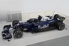F1 Red Bull desvela su RB14... con una decoración provisional
