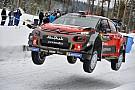 WRC A leglátványosabb felvételek a Svéd Raliról: tempó a nagy hóban